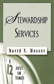 Just in time! stewardship services cover image