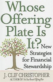 Whose offering plate is it? cover image
