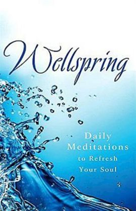 Cover image for Wellspring