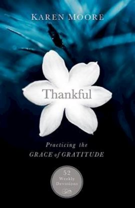 Cover image for Thankful