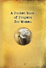A pocket book of prayers for women cover image