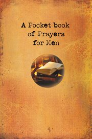 A pocket book of prayers for men cover image