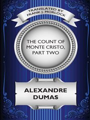 The Count of Monte Cristo. Part two cover image