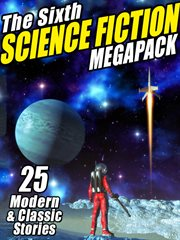 The sixth science fiction megapack cover image
