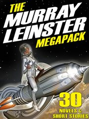 The Murray Leinster megapack cover image