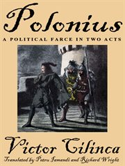 Polonius : a Political Farce in Two Acts cover image