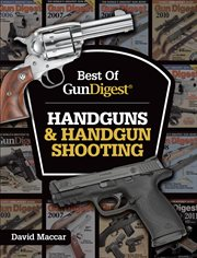 Handguns & handgun shooting cover image