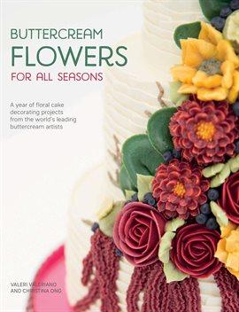 Cover image for Buttercream Flowers for All Seasons