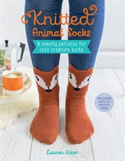Knitted Animal Socks