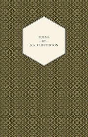 Poems of g.k. chesterton cover image