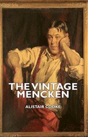 The Vintage Mencken cover image