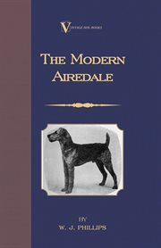 Modern Airedale Terrier
