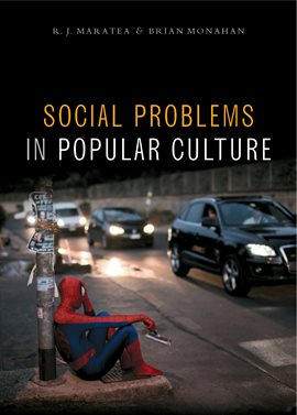 Cover image for Social Problems In Popular Culture