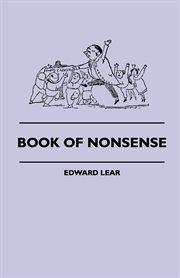 A book of nonsense cover image