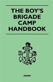 Boy's Brigade Camp Handbook
