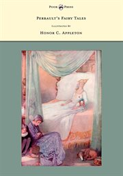 Perrault's fairy tales cover image