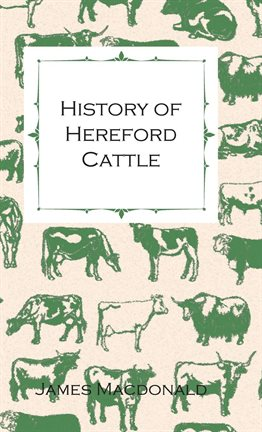 History of Hereford Cattle