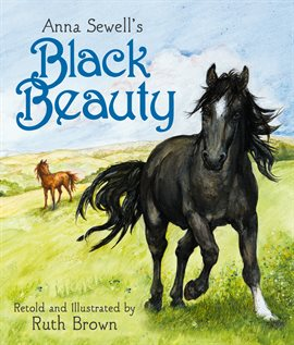 Cover image for Black Beauty (Picture Book)