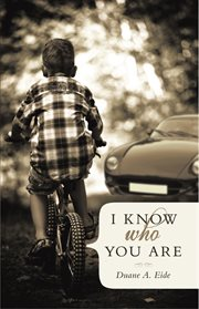 I know who you are cover image