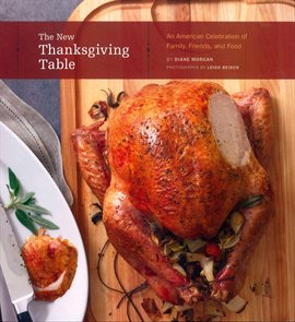 Cover of The New Thanksgiving Table