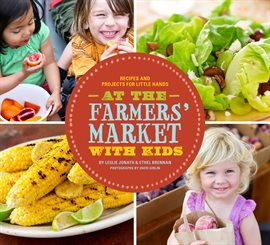 Cover image for At the Farmers' Market with Kids