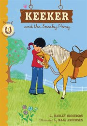 Keeker and the sneaky pony cover image