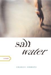 Salt water: a novel cover image