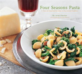 Cover image for Four Seasons Pasta