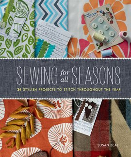 Cover image for Sewing for All Seasons