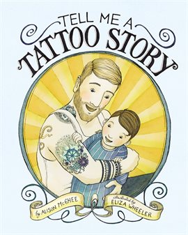 Tell Me a Tattoo Story, book cover