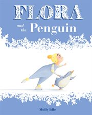 Flora and the penguin cover image