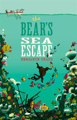 Cover image for The Bear's Sea Escape