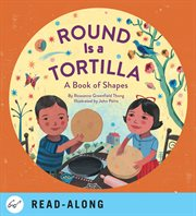 Round is a tortilla : a book of shapes cover image