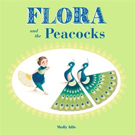 Cover image for Flora and the Peacocks