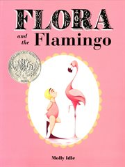 Flora and the flamingo cover image
