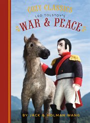 Leo Tolstoy's War and peace cover image