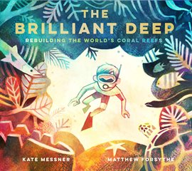 Cover image for The Brilliant Deep