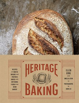 Cover image for Heritage Baking