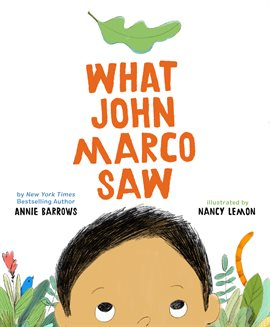 Cover image for What John Marco Saw