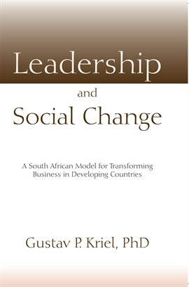 Cover image for Leadership and Social Change