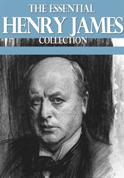 The essential henry james collection cover image