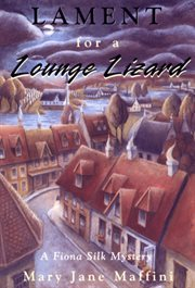 Lament for a lounge lizard cover image