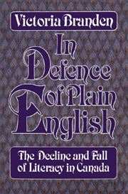 In Defence of Plain English