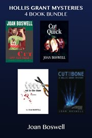 Hollis Grant Mysteries 4-Book Bundle