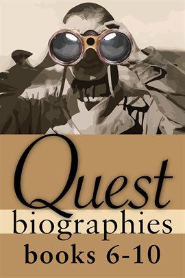 Cover image for Quest Biographies Bundle