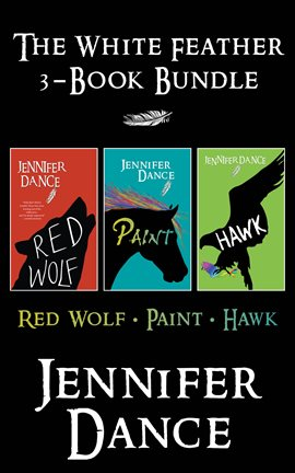 Cover image for White Feather 3-Book Bundle