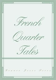 French quarter tales cover image