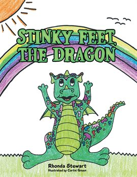 Cover image for Stinky Feet, the Dragon