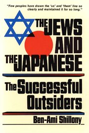 The Jews & the Japanese: the successful outsiders cover image