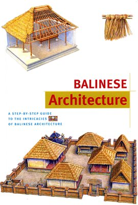 Cover image for Balinese Architecture